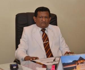 Principal - Kithsiri Liyanagamage